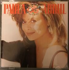 Paula Abdul - Forever Your Girl (CD, 1988, Virgin)