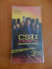 Board Game CSI Miami Expansion / Booster Pack BRAND NEW Factory sealed