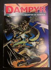 """Dampyr """"Vampiri di Sabbia"""" albetto Fumo di China - 2° edizione nuova copertina!"""