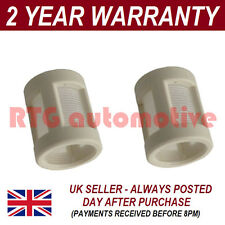 "2X SPARE ELEMENT FOR SMALL GLASS IN LINE FUEL FILTER FITS SIZES 1/4"" 516"" 3/8"""