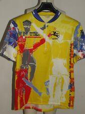 Bike Cycling Jersey Maillot Shirt Cyclism Tour de France Giordana Size Xl