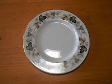 "Royal Doulton England LARCHMONT TC1019 Set of 3 Salad Plates 8"" Leaves"