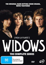 Widows The Complete Series DVD Region 4