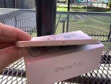 Apple ME433B/A iPhone 5s 16GB de 8 MP 1.3 GHz teléfono inteligente (Desbloqueado) - Plata