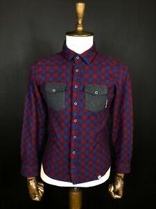 Ortovox Merino Wool Button Up Sweater Size Men's M