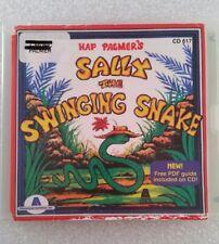 Sally the Swinging Snake CD - Educational Activities CD-617