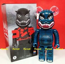 Medicom Be@rbrick 2015 Warner Bros 400% Godzilla 60th Anniversary Bearbrick 1pc
