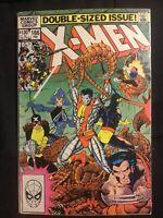 The Uncanny X-Men #166 (Feb 1983, Marvel) Key 1st Lockheed, Death Of Brood Queen