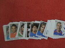 Lot de 85 vignettes PANINI world cup GERMANY 2006 ZIDANE