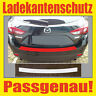 Lackschutzfolie Ladekantenschutzfolie transparent Mazda 3, 5-Türer (Bj. ab 2013)