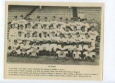 1957 Philadelphia Phillies Team Issued Photos 3 Different + Mailing Envelope