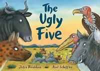 The Ugly Five by Donaldson, Julia | Hardcover Book | 9781407174198 | NEW