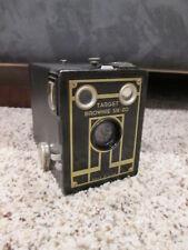 Vintage Kodak Target Brownie Six-20 Box Camera