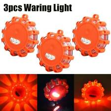 3 Pcs Led Emergency Safety Flare Warning Lights Emergency Road Flares Lights