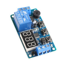 DC 12V Delay Time Switch Module Cycle Timer Control Relay Multifunction Circuit
