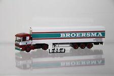 "Herpa Scania 124 Kühlkoffersattelzug ""Broersma Holland"" /H2618"