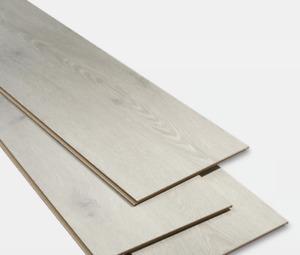 GOODHOME NEWLYN GREY OAK EFFECT LAMINATE FLOORING, 1.68M² PACK 6932