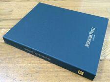 AP Audemars Piguet Watch Catalogue 2012/2013 Collections Hardback Book Brochure