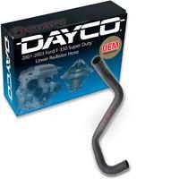 Dayco Lower Radiator Hose for 2001-2003 Ford F-350 Super Duty 7.3L V8 - la