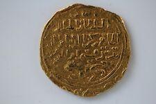 Sultan Baybars   AH 658-676  ,Egipt und Syria,  Dinar, Cairo, Gold 4,96g  RARE
