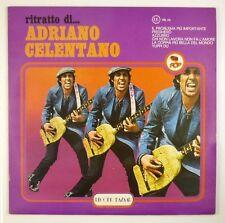 """12"""" LP - Adriano Celentano - Ritratto Di... Adriano Celentano - B1201"""