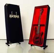 Leland Sklar: Dingwall Fanfret 5 - Guitar Miniature Replica (UK Seller)