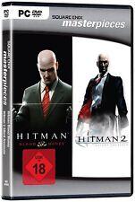 PC Computer Spiel * Hitman 1 + 2 Blood Money + Silent Assassin **********NEU*NEW