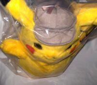 Pokemon Meisterdetektiv Pikachu Plüsch Figur ca.41 cm PIKACHU -Neu,OVP,Lizenz