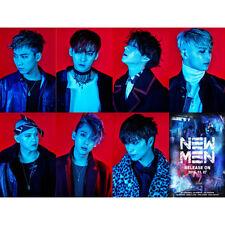 BTOB-[NEW MEN] 9th Mini Album CD+120p Photo Book+Photo Card K-POP Sealed