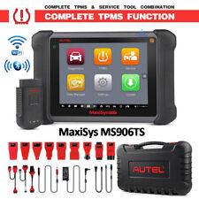 Autel Maxisys Ms906ts Bidirectional Diagnostic Scanner Tpms Ecu Key Coding Tool