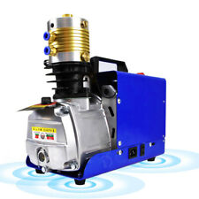 30mpa High Pressure Pump Electric Air Compressor Water Separator Airgun Rifle Us