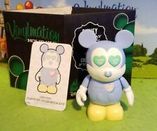 "Disney Vinylmation 3"" Park Set 1 Holiday Chaser Candy Hearts Box and Card"
