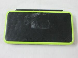A402 Nintendo New 2DS LL XL console Black x Lime Japan fx