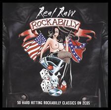 ROCKABILLY (2 CD) JOE CLAY~CARL PERKINS~CURTIS GORDON~DON WOODY~ART ADAMS *NEW*