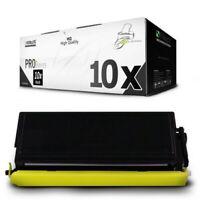 10x MWT Pro Toner Compatible Para Brother HL-5050-LT HL-1670-N HL-1600-E