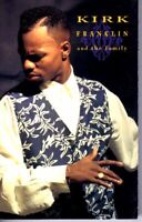 Kirk Franklin And The Family 1993 BMG Cassette Tape Album Hiphop R&B