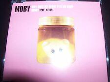 Moby Feat Kelis Honey / Why Does My Heart Feel So Bad CD Single – Like New