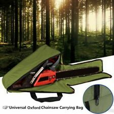 Oxford Chainsaw Storage Bag Chain Saw Carry Holder Case Protective Box
