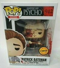 Funko - POP Movies: American Psycho Patrick #942 LIMITED CHASE EDITION BRAND NEW