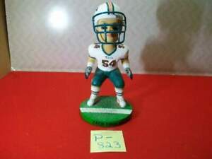 VINTAGE NFL BOBBLEHEAD DOLL ZACH THOMAS DOLPHINS #54 NUMBERED LIMITED EDITION