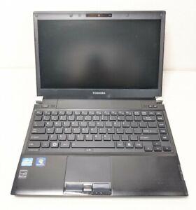 TOSHIBA PORTEGE R830 i7 2640M @ 2.80GHz 8GB RAM 240GB SSD WIN 10