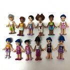 Random 20pcs LEGO Friends Fashion Girls Minifigure Mixed color building part toy