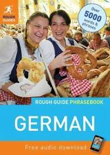 NEW - Rough Guide Phrasebook: German (Rough Guides Phrasebooks)