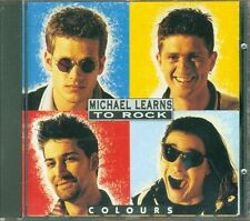 Michael Learns To Rock - Colours Cd Eccellente