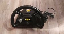 Playstation Dual Force Racing Wheel  by Mad Catz 1998 for playstation