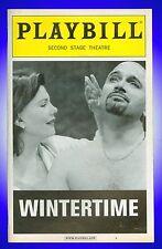Playbill + Wintertime + Michael Cerveris, Marsha Mason, T. Scott Cunningham