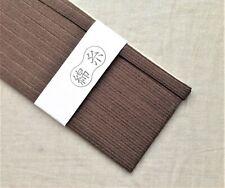 Brown Japanese Tsuka ito Katana Wakizashi binding wrapping tsuka iaido- 5 meters