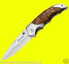 Böker Magnum Messer Taschenmesser Habicht Einhandmesser Jagdmesser 01MB042