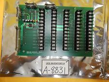 Svg Silicon Valley Group 99-80205-01 Sys90 System I/O Board Pcb Rev. G 90S Used