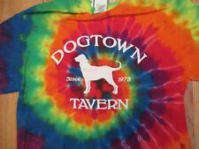 Dog town Tavern dyenomite apparel T Shirt Size M